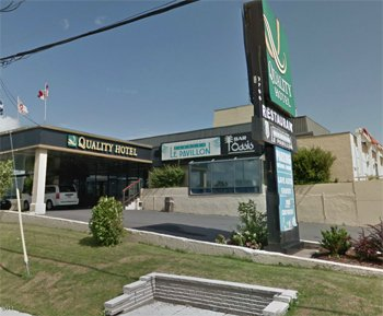 Dorval Airport Hotels With Free Parking